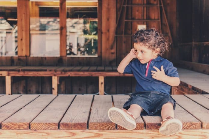barns behov for å bli sett